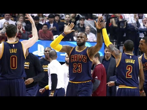 Cleveland Cavaliers BEST PLAY EVERY GAME | LeBron James, Kyrie Irving | 2016-2017 Season