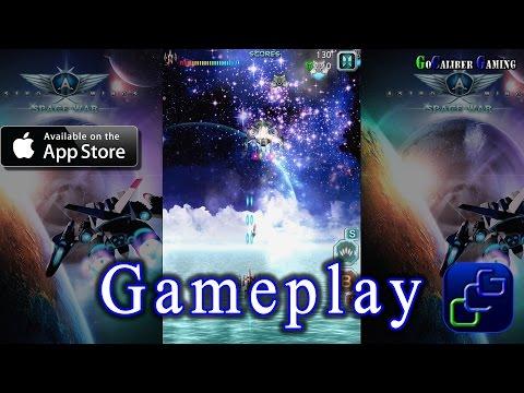 Astrowings Space Wars iOS Gameplay - 동영상