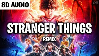 Stranger Things (8D AUDIO) - Mike & Eleven Remix