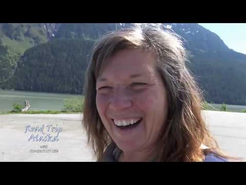 Road Trip Alaska: Hyder, Alaska Sea Plane Mail-Call....BEST DAY EVER!