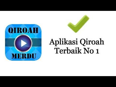 Aplikasi Qiroah Mp3 Merdu Full Offline