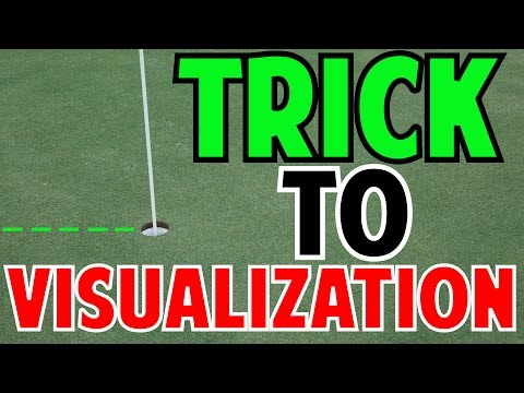 #1 Tip to Improve Your Putting Today | Visualization Trick