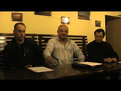 Ответы на вопросы Артема Тимченко после пресс-конференции Юго-Восточного Фронта