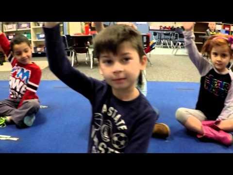 Technology Use in the Classroom (Kindergarten)