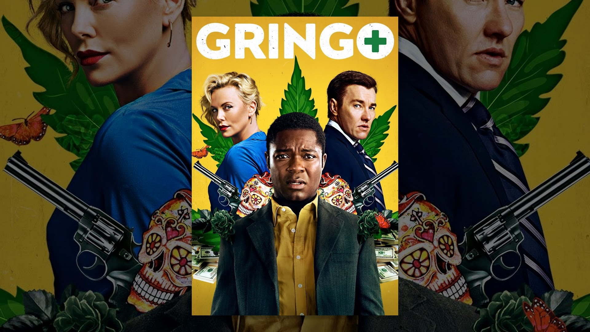 "Gringo ""FULL MOVIE"" (I bought this)"
