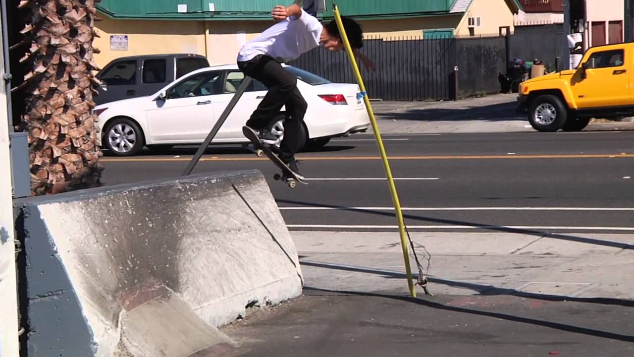 Trevor Colden for Skate Mental