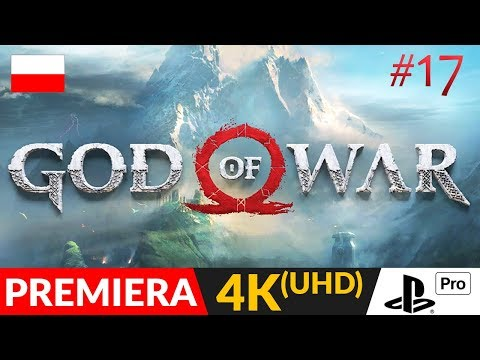 GOD OF WAR PL (2018) ⭐️ odc.17 (#17) 🏹 Powrót do wiedźmy | GOW 4 Gameplay po polsku w 4K na PS4 Pro