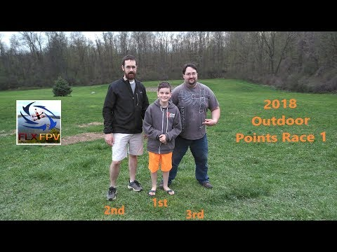 FLX FPV Outdoor Points Race #1 - Neon FPV - 1st Place!