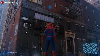 Spider-Man PS4 - Daredevil Easter Eggs