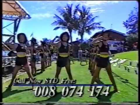 Deana Peher - 1989 Broncos Team Launch Ch 10 Dancers / Dreamworld Ad - choreographer and producer