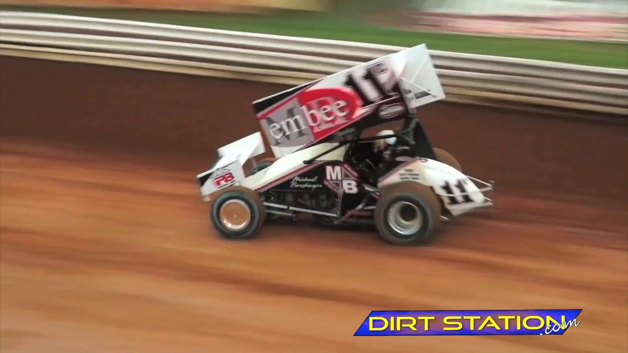 March 30, 2018 - Williams Grove Speedway; 410 Sprint Feature Highlights