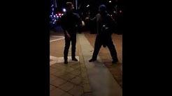 UFC The Best Street Fighters lol #Downtown #Jax,FL.