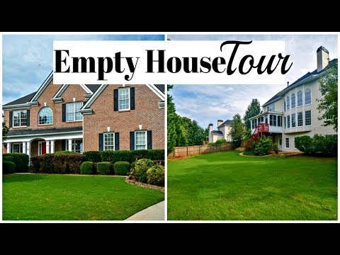 WE BOUGHT A NEW HOUSE | EMPTY HOUSE TOUR thumbnail