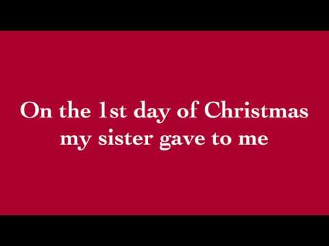 12 Days of Christmas - Jezza Kyle style