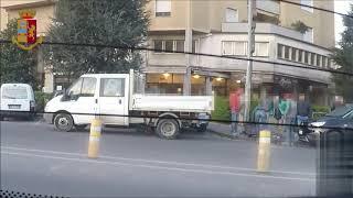 Caporali nei cantieri edili: undici arresti