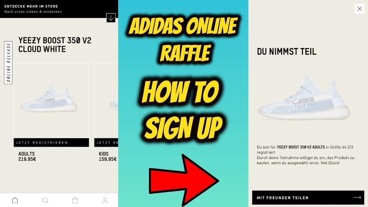 adidas online store yeezy
