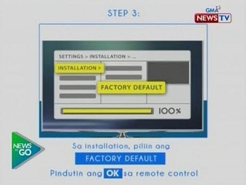 NTG: Simula June 4, mapapanood na ang GMA News TV sa channel 27