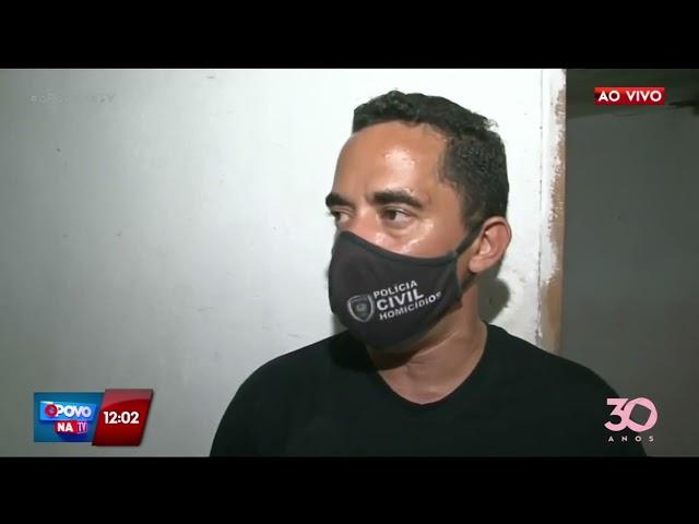Encontrado corpo do suspeito de abusar de criança no Rangel - O Povo na TV