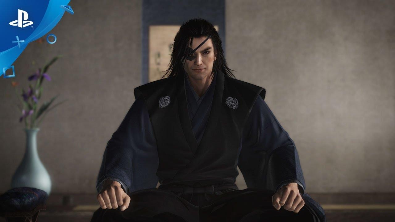 Nioh - Dragon of the North DLC 1 Trailer | PS4