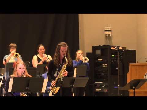 Spring Concert BlueJazz Band
