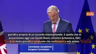 Brexit, il negoziatore UE:
