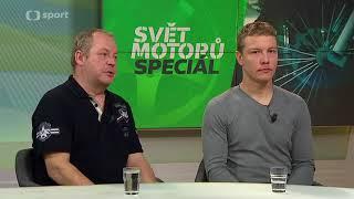 Radek a Lukáš Hutlovi na ČT sport