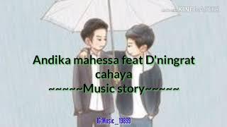 Gambar cover Andika kangen band feat.D'ningrat - cahaya lirik animasi