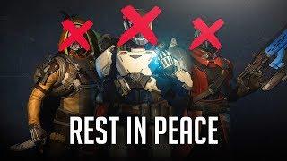 Destiny Is Dead