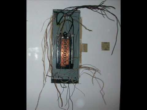 Lakewood Wa. electrician.wmv