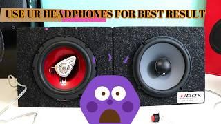 BOSS Audio CH6530 VS JBL GTO629 Premium 6 5-Inch Cheap VS expensive
