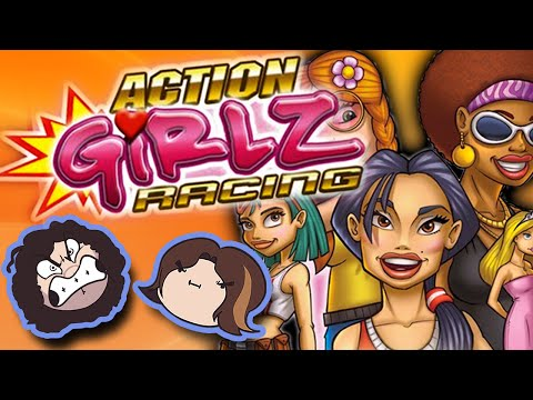 Action Girlz Racing - Game Grumps VS