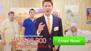 Enter The Dream Vacation Sweepstakes!