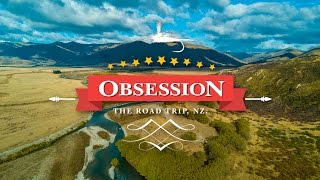 "Fly Fishing New Zealand - OBSESSION - ""The Road Trip""."