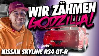 JP Performance - Godzilla wird gezähmt | Nissan GTR R34