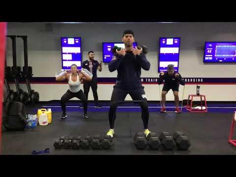 Strength Workout #4