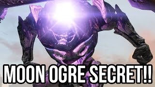 Destiny - Moon Ogre and Hallowed Knights!! Secret Areas, Rare Big Enemies!! (PS4 Gameplay 1080p HD)