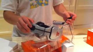 tritton ax pro gaming headset unboxing
