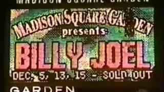 Billy Joel: Dateline NBC Ticket System Scalping 1999