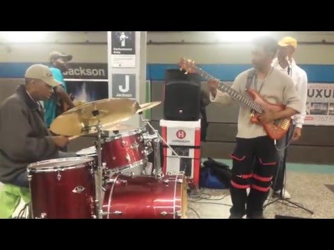 CTA Blue Line Band Chicago