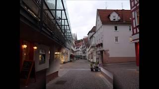 Calw / Baden-Württemberg / Schwarzwald / Deutschland