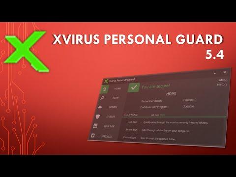 Xvirus Personal Guard