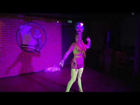 Teerenpeli Tease Burlesque - Ivoncita Act 2 @ Kitsch [9/10]