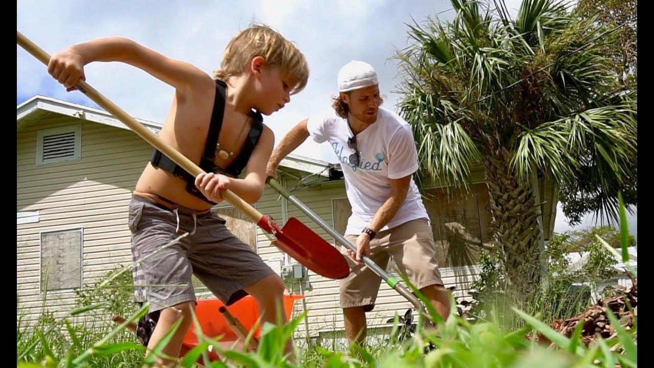 The Delray Beach Children\'s Garden Short Film in 1080p - YouTube