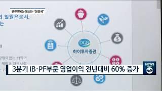 'DGB 편입 1년' 하이투자증권-DGB금융, 시너지 …