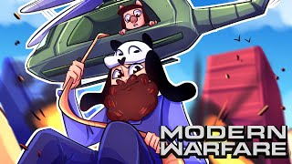 Tom Nady, Pufferfish Eating Carrots and Billy Mays the WHAT?! - COD MODERN WARFARE