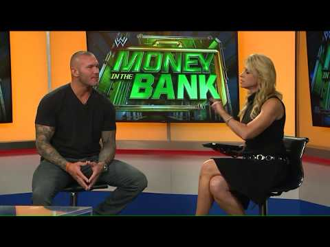 WWE's Randy Orton: Money in the Bank PPV