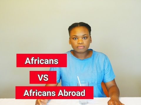 Trip To Burkina Faso: What Africans Think Of Africans Abroad #Storytime