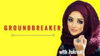 Makeup Artist and AOM Cosmetics Founder Zukreat