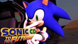 Gelecek Kısa Animasyon Geri Sonic GELECEĞE SFM - SONİC CD ()