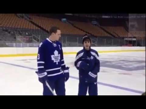 Justin Bieber - Hockey in Canada Dec. 21 ACC Air Canada Centre